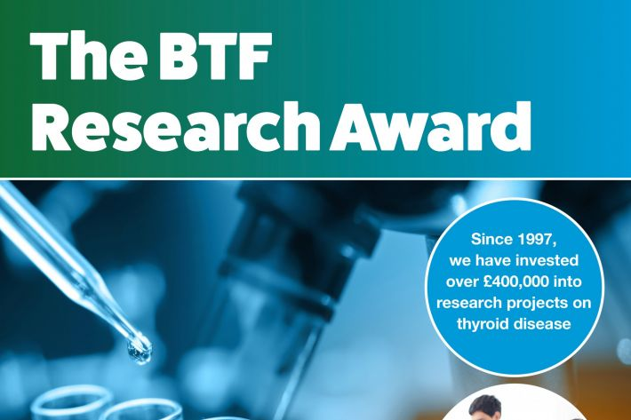 British Thyroid Foundation Research Award